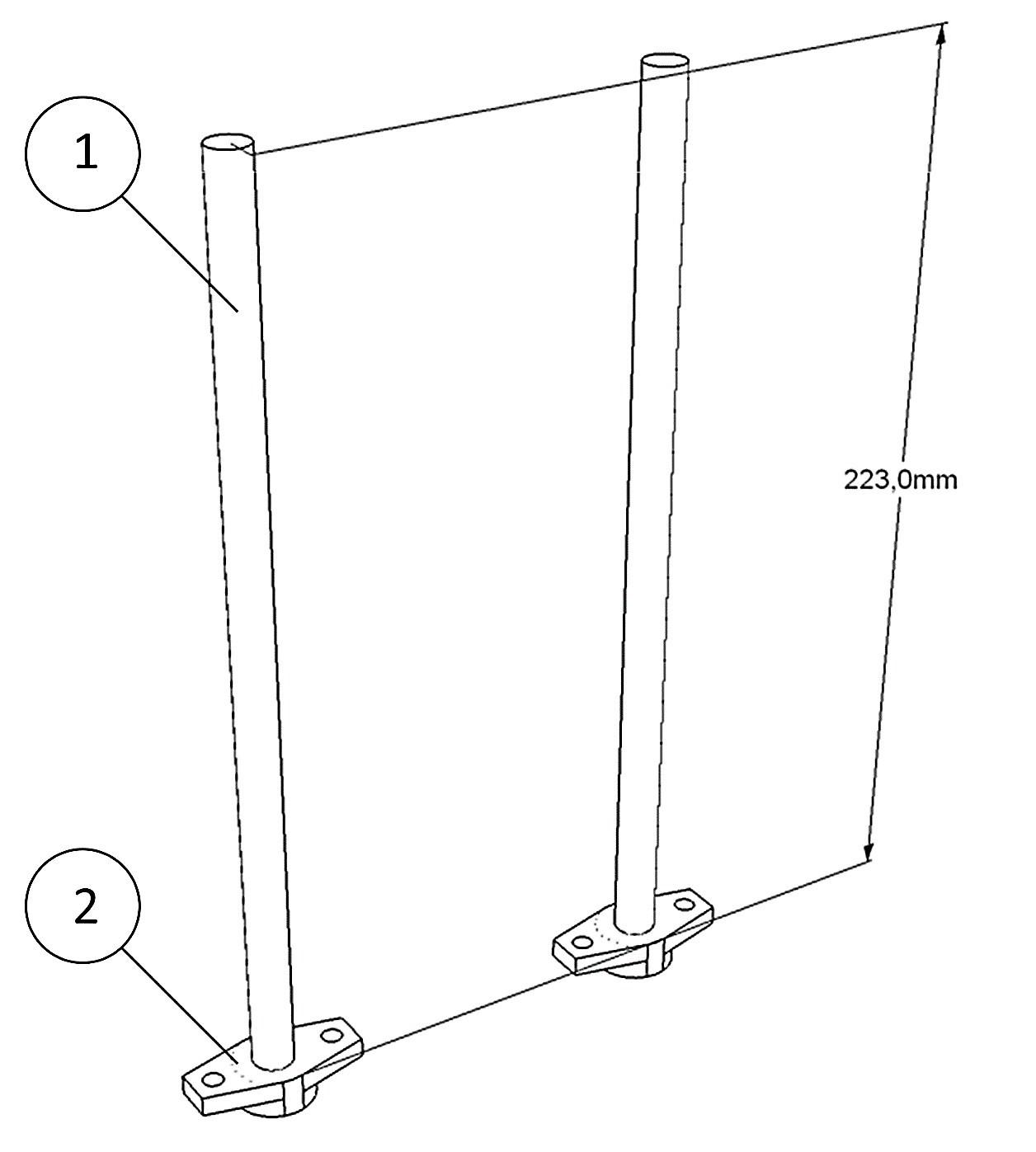 Инструкция по сборке 3D принтера Prism Uni(часть 1-механика) - 27