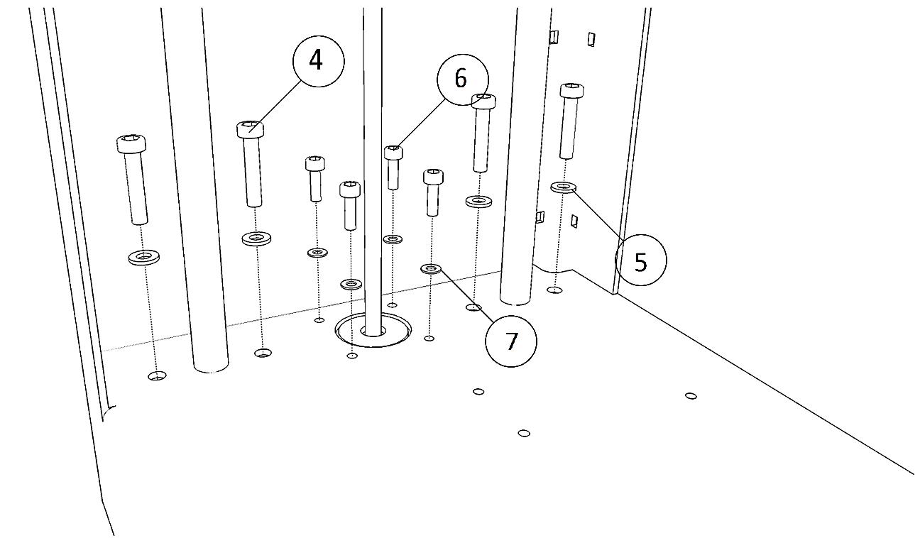Инструкция по сборке 3D принтера Prism Uni(часть 1-механика) - 29