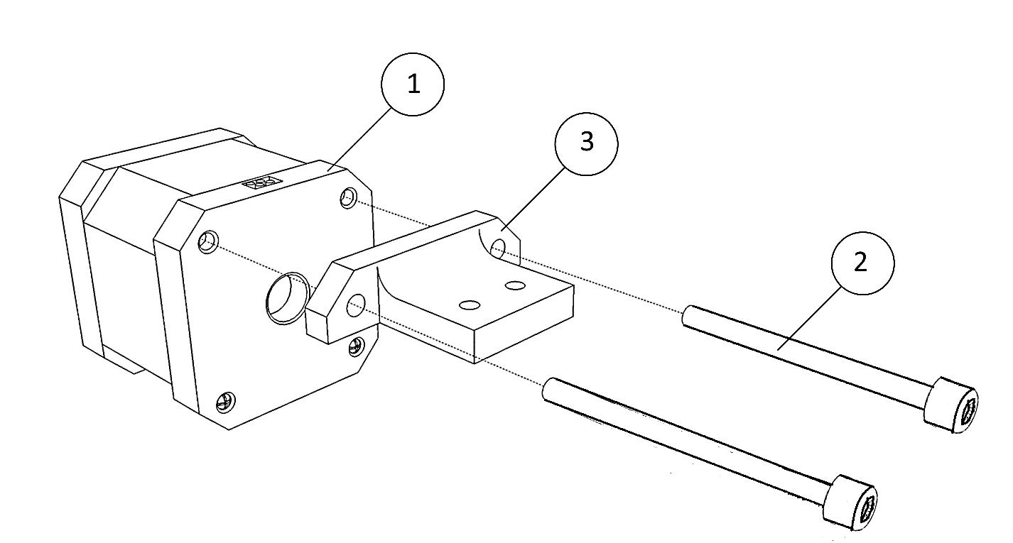 Инструкция по сборке 3D принтера Prism Uni(часть 1-механика) - 32