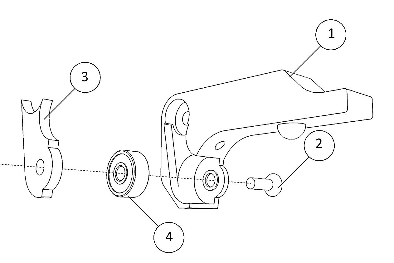 Инструкция по сборке 3D принтера Prism Uni(часть 1-механика) - 33