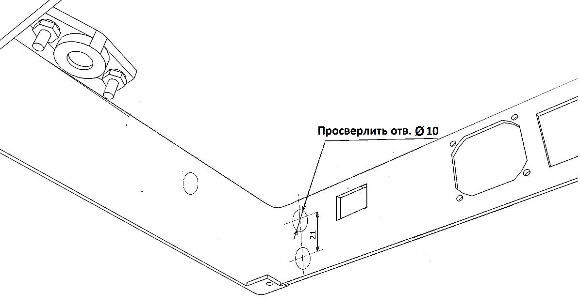 Инструкция по сборке 3D принтера Prism Uni(часть 1-механика) - 40