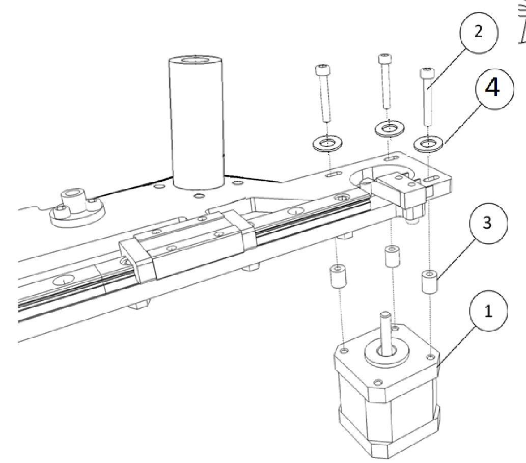Инструкция по сборке 3D принтера Prism Uni(часть 1-механика) - 6