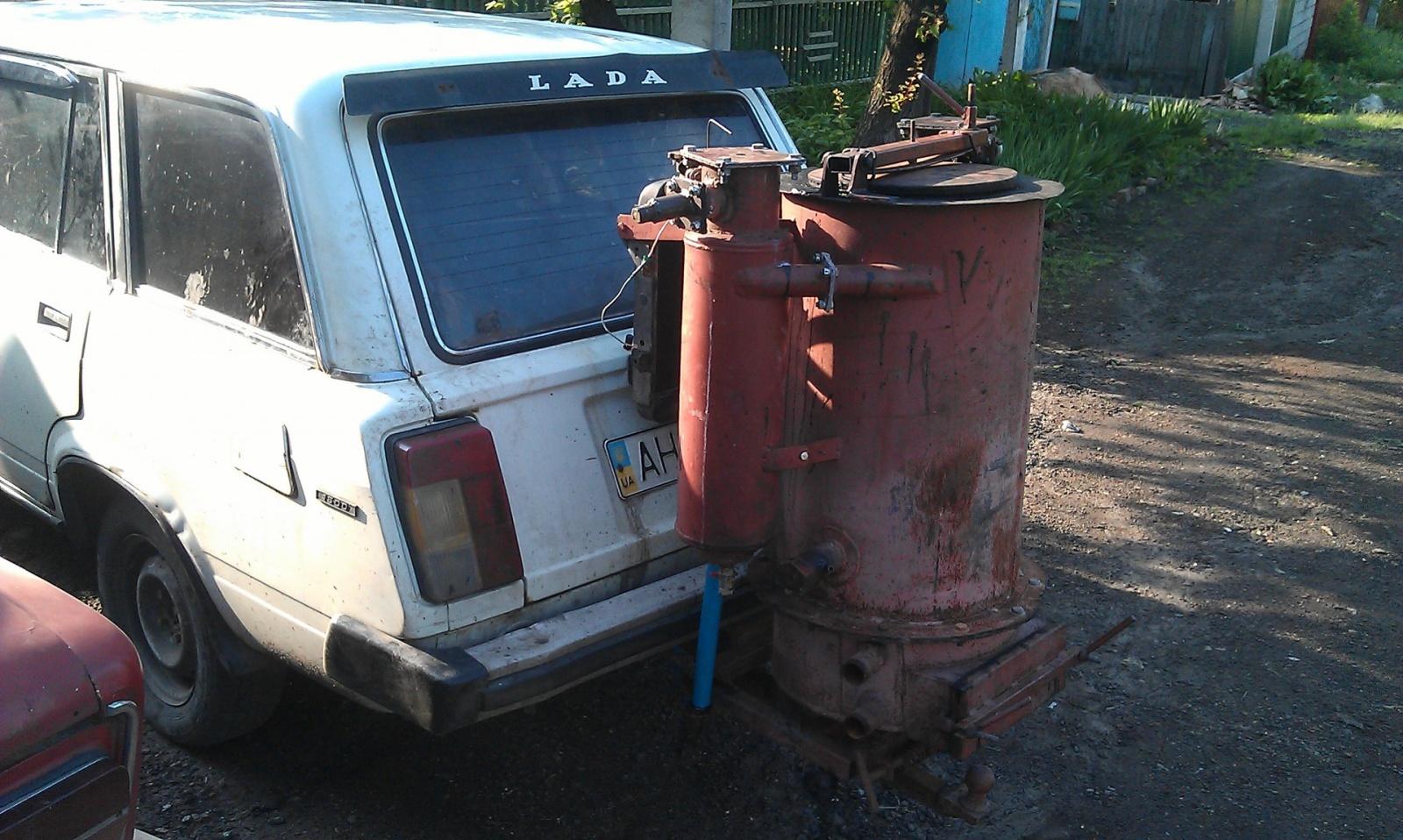 Машина на дровах: расход, пробег, запуск, фильтрация, октановое число газа, влияние на двигатель - 1