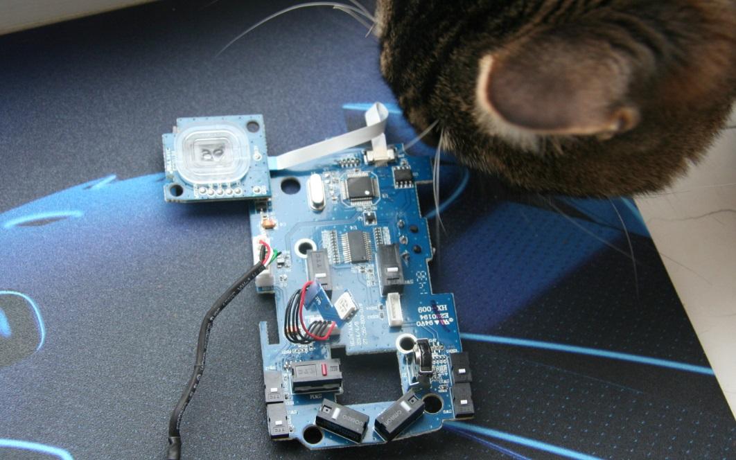 Мышка для хакера, для геймера и DIY-маньяка - 10