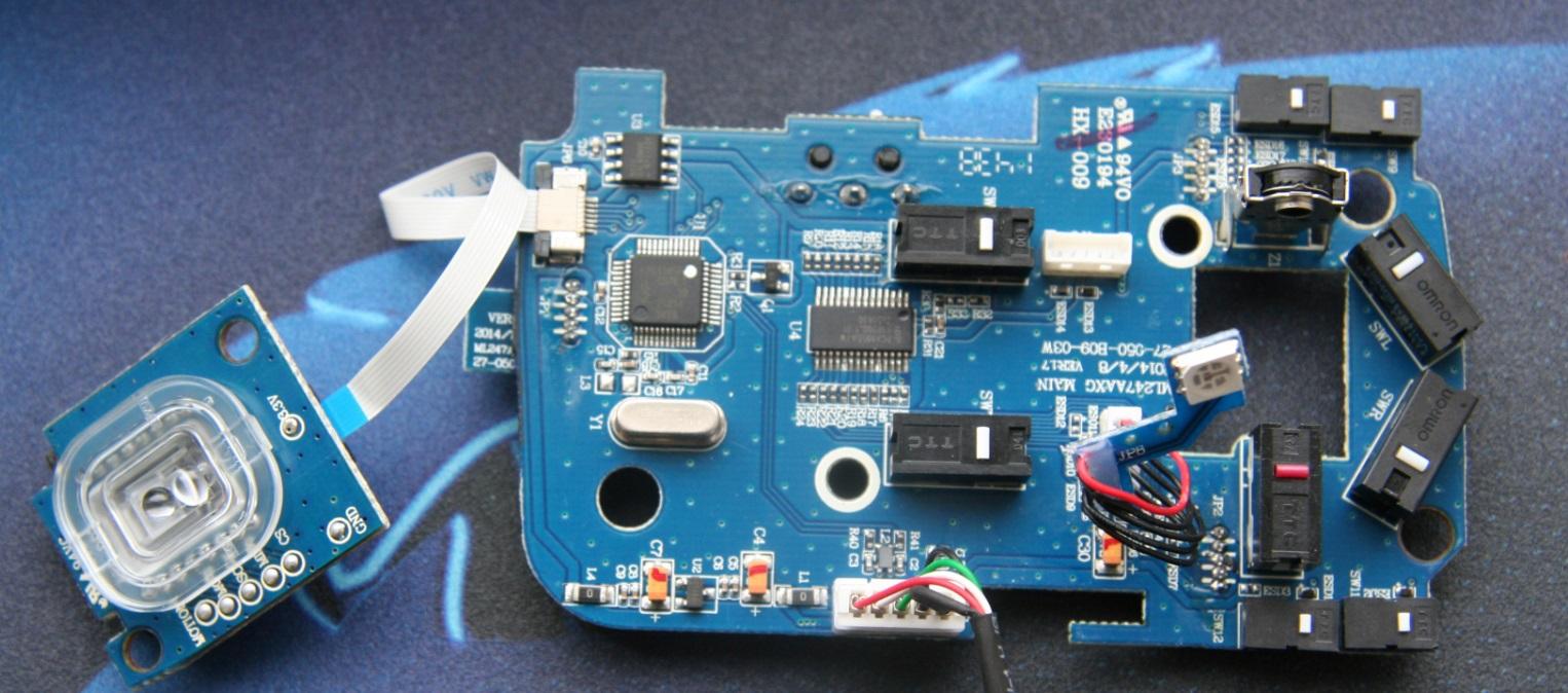 Мышка для хакера, для геймера и DIY-маньяка - 11