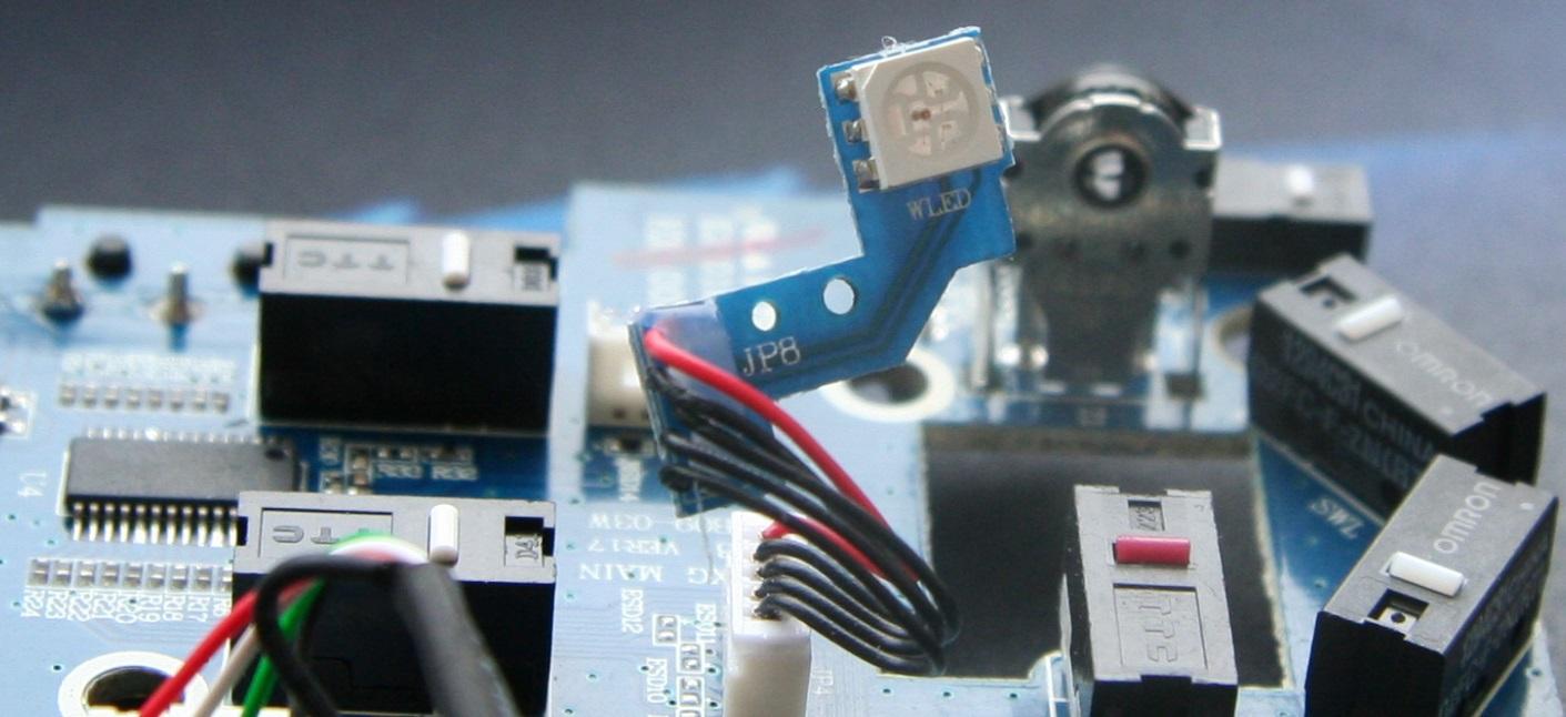 Мышка для хакера, для геймера и DIY-маньяка - 12