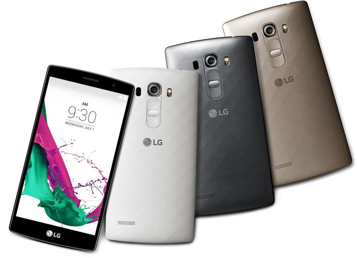 Смартфон LG G4 Beat поддерживает технологии беспроводной передачи данных 4G LTE и 3G HSPA+