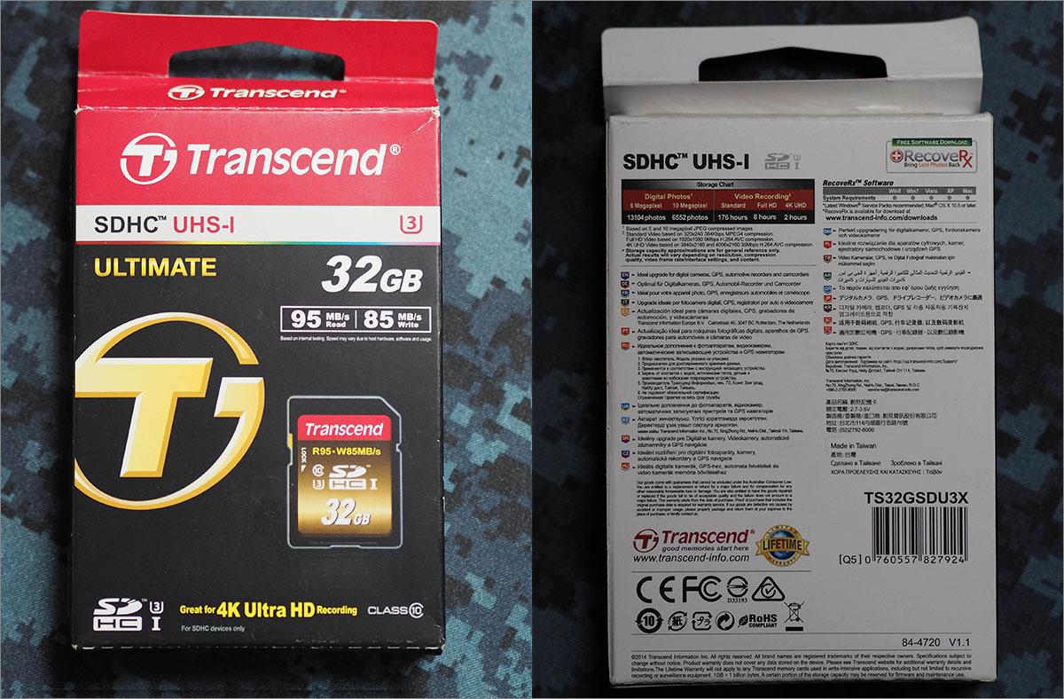 Тестирование карточек памяти SD и microSD емкостью 32 гигабайт - 8
