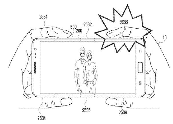 Заявка на патент была подана в январе 2014 года