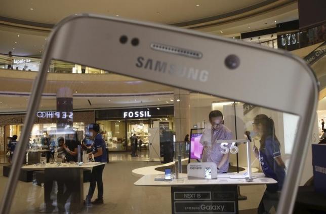 Операционная прибыль Samsung за второй квартал 2015 года составила примерно 6,13 млрд долларов