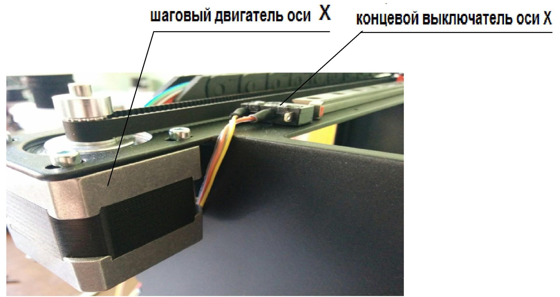 Инструкция по сборке 3D принтера Prism Uni(часть 2-электрика) - 14
