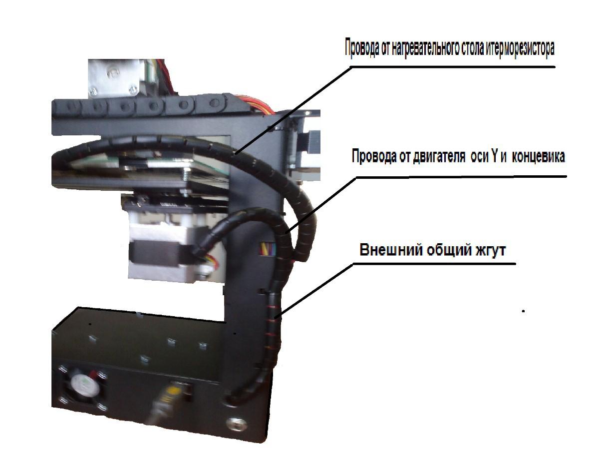 Инструкция по сборке 3D принтера Prism Uni(часть 2-электрика) - 17