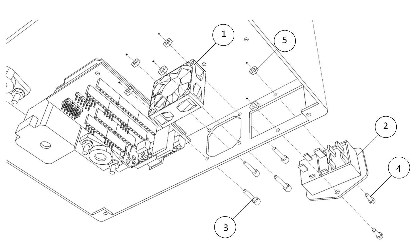 Инструкция по сборке 3D принтера Prism Uni(часть 2-электрика) - 1