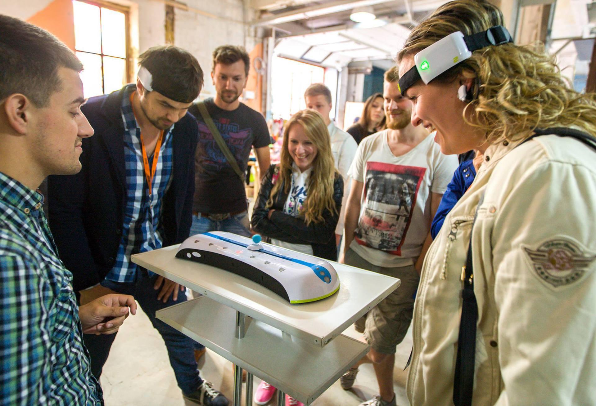 Как прошел первый в Украине фестиваль творчества и инноваций Make It Show - 25