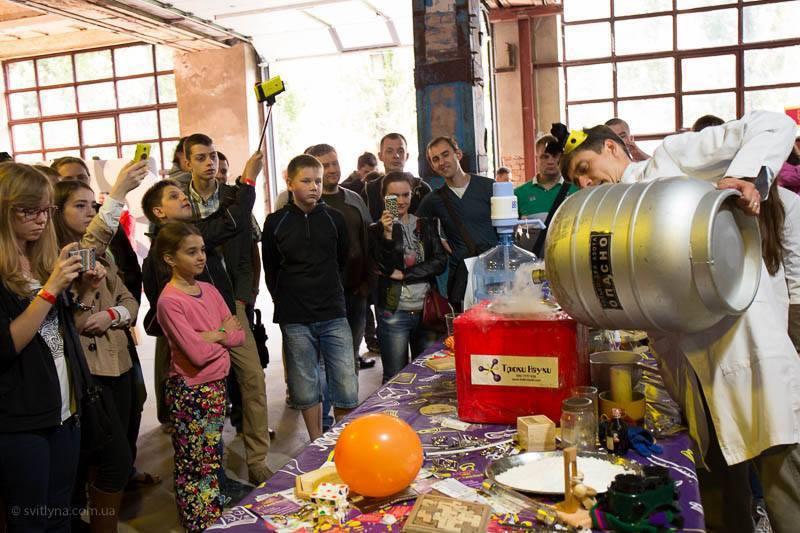 Как прошел первый в Украине фестиваль творчества и инноваций Make It Show - 6