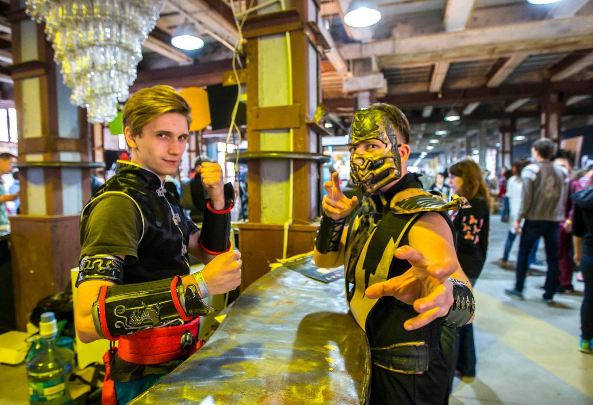 Как прошел первый в Украине фестиваль творчества и инноваций Make It Show - 1