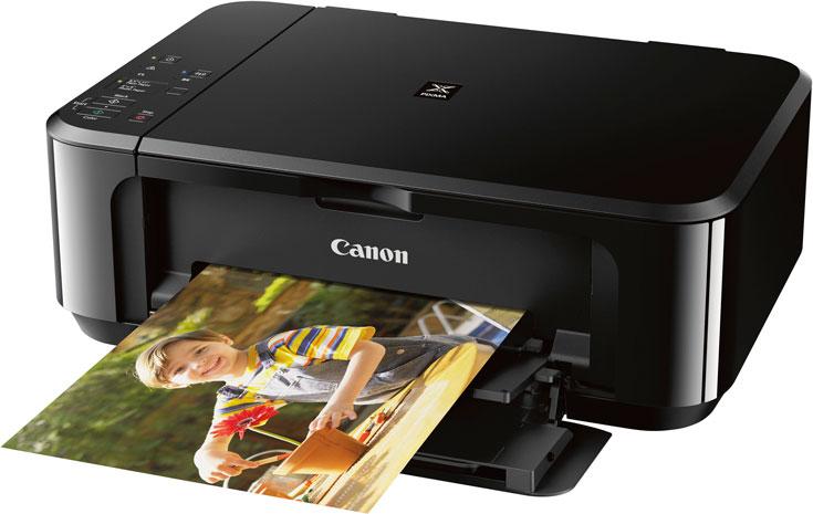 МФУ Canon Pixma MG3620 предлагается в белом, черном и красном вариантах по цене $80