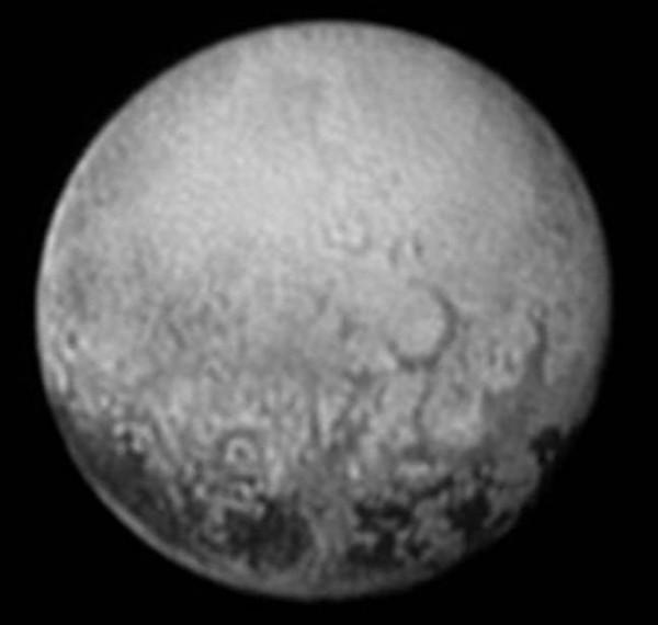 Пролетаем Плутон с «Новыми Горизонтами» - 11