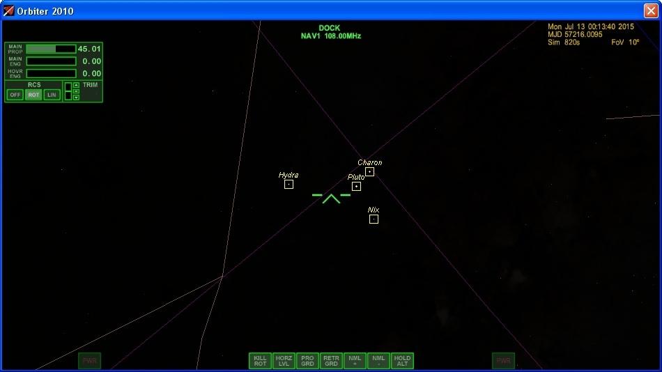 Пролетаем Плутон с «Новыми Горизонтами» - 16