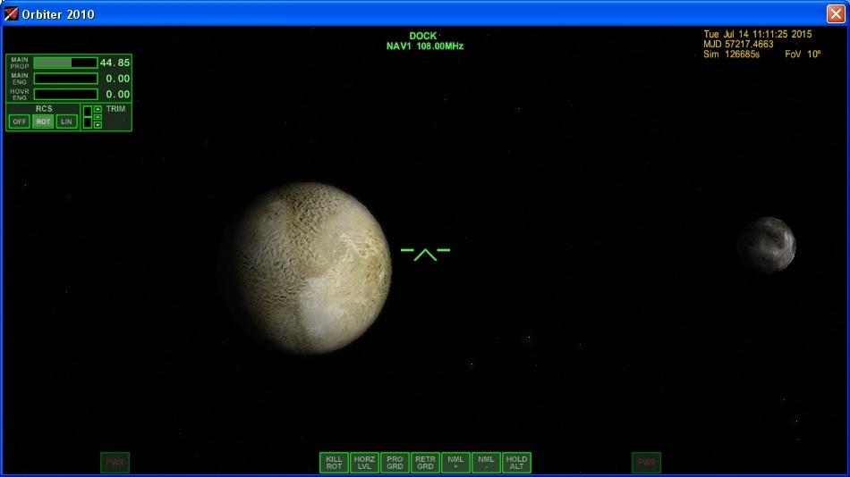 Пролетаем Плутон с «Новыми Горизонтами» - 18