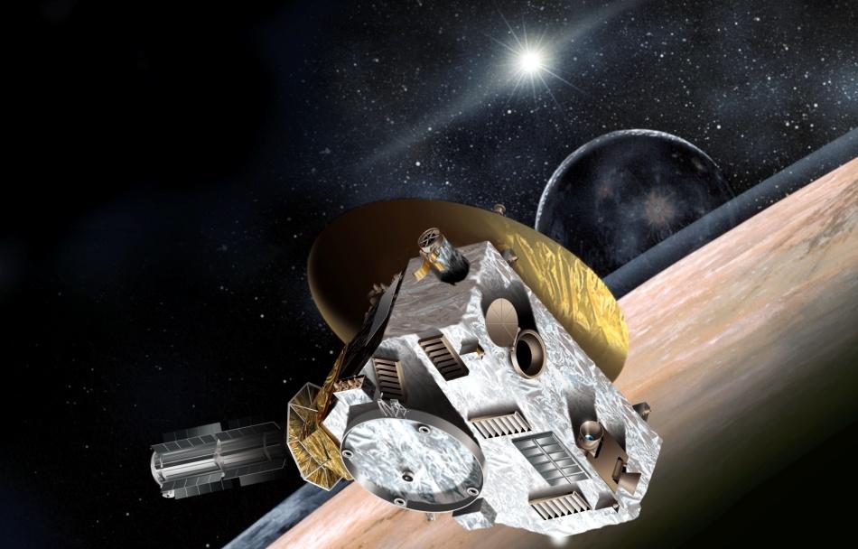 Пролетаем Плутон с «Новыми Горизонтами» - 1