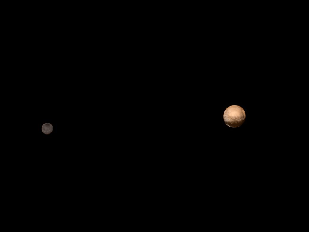 Завтра New Horizons подойдет к Плутону на минимальное расстояние - 4