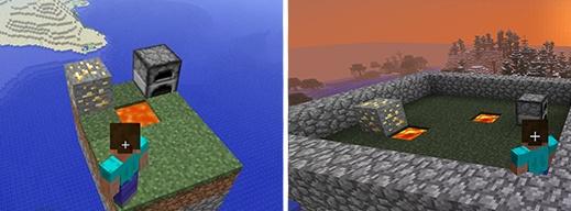 Minecraft применили для обучения роботов - 1