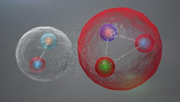 ЦЕРН подтвердил открытие нового класса частиц — пентакварков - 2