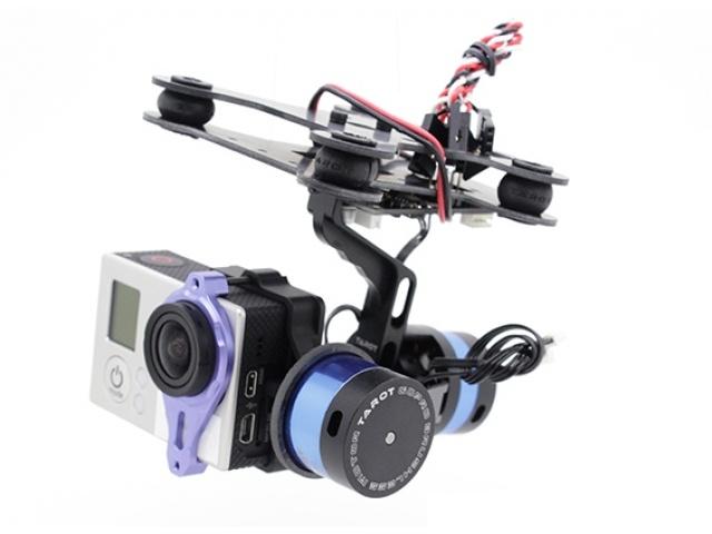 Какой квадрокоптер выбрать для GoPro? Рассмотрим лучших среди бюджетных - 2