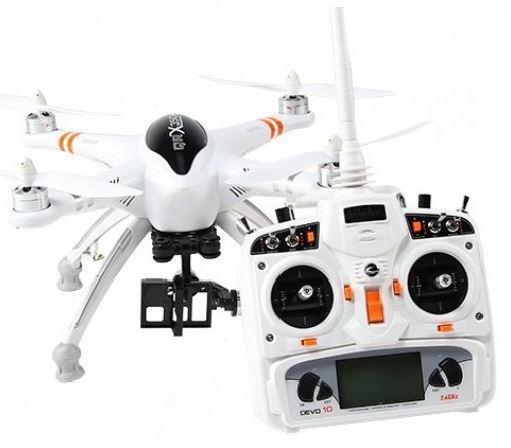 Какой квадрокоптер выбрать для GoPro? Рассмотрим лучших среди бюджетных - 5