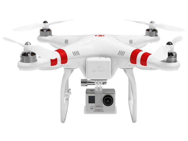 Какой квадрокоптер выбрать для GoPro? Рассмотрим лучших среди бюджетных - 6