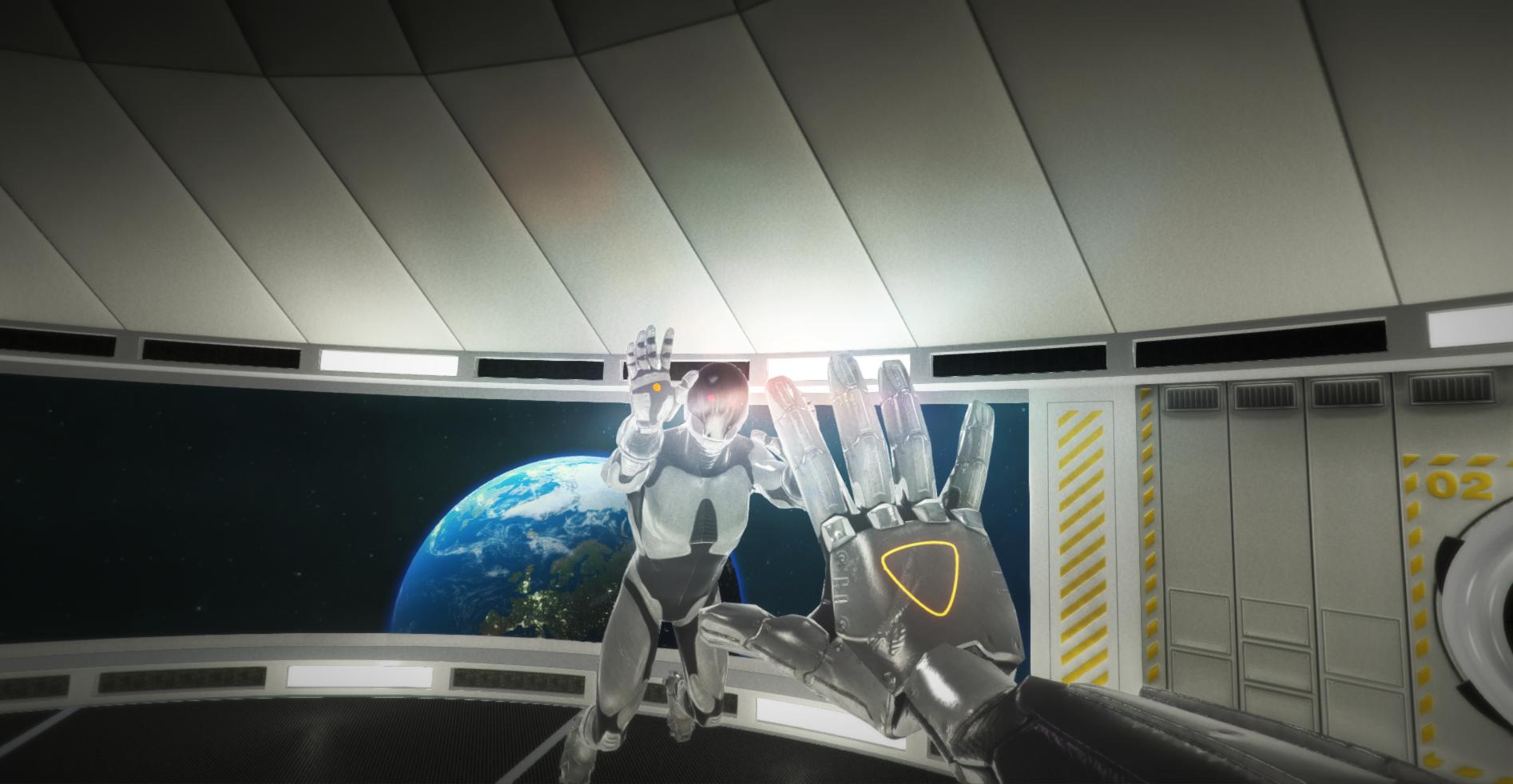 Опыт создания командной игры в виртуальной реальности - 7