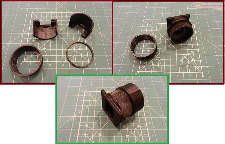 3D печать от негатива к позитиву - 3