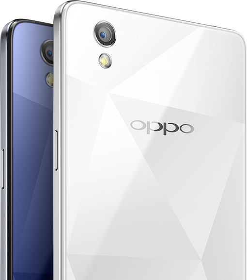 Смартфон Oppo Mirror 5 рассчитан на две карты SIM