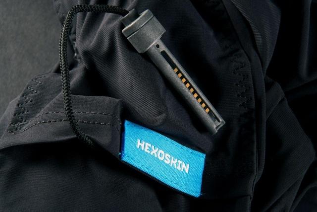 Hexoskin: умная спортивная форма, которая знает о вас больше, чем вы сами - 2