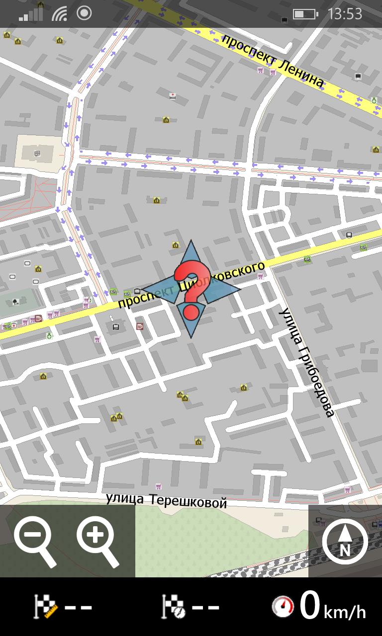 MapFactor GPS Navigation — новое приложение для навигации по картам Openstreetmap - 5