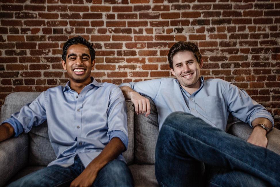 Со-основатель Mixpanel Сухаил Доши и директор офиса в Нью-Йорке Тим Трефрен