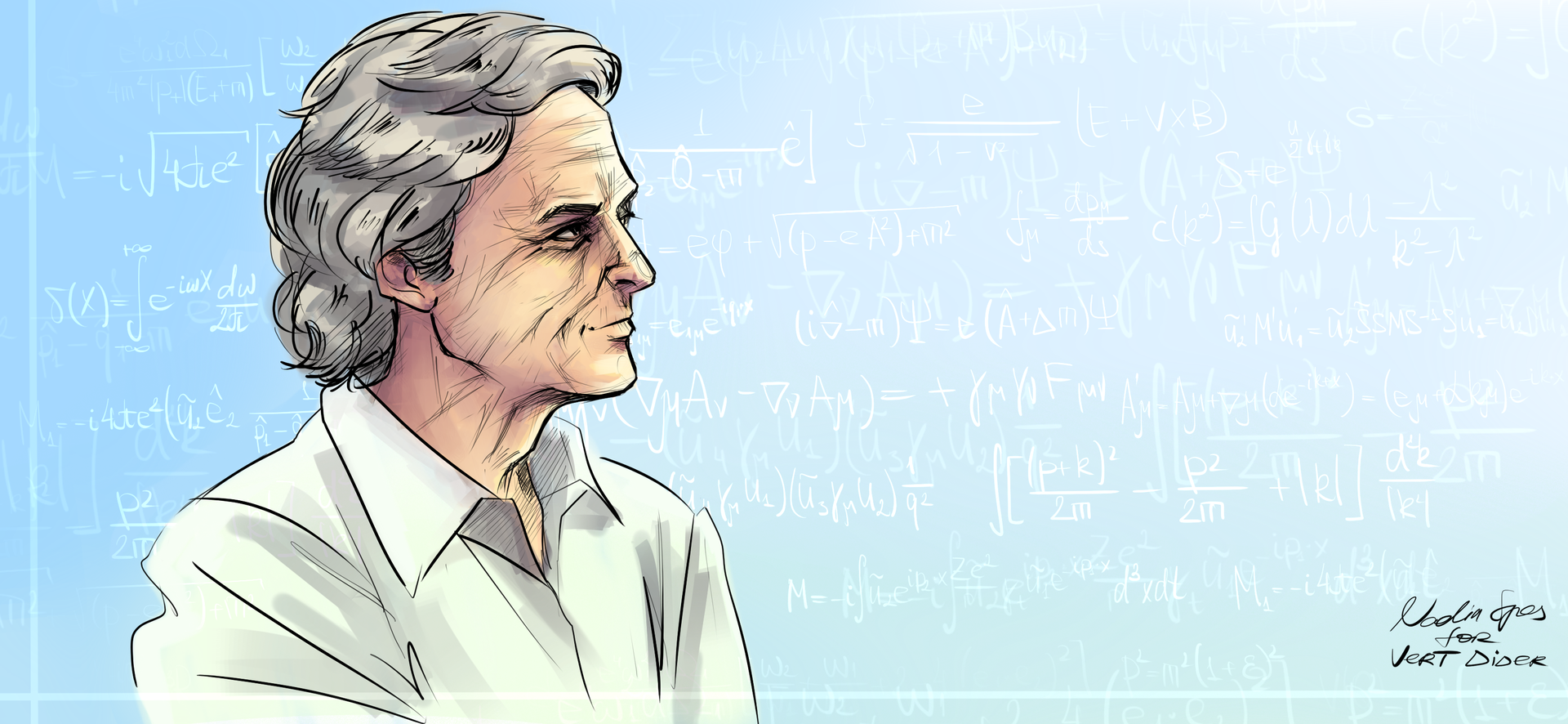 Серии Фейнмана [Озвучка Vert Dider] - 1