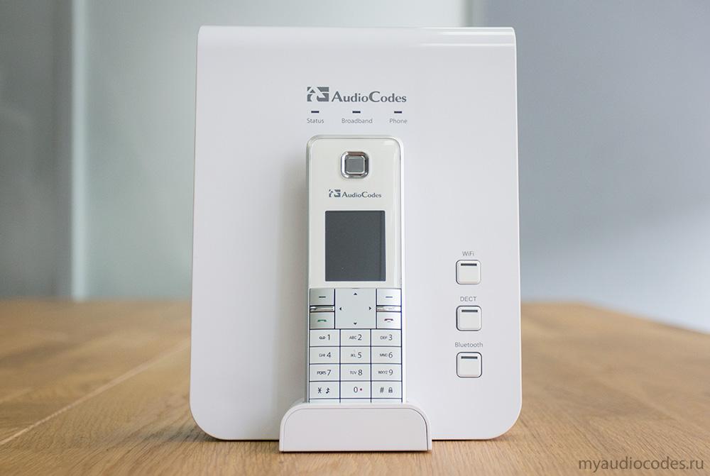 Знакомство с VoIP-маршрутизатором «AudioCodes Роутер» - 2
