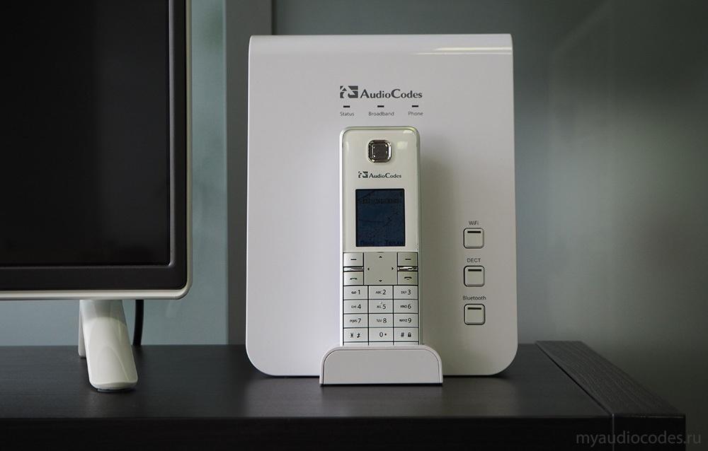 Знакомство с VoIP-маршрутизатором «AudioCodes Роутер» - 5