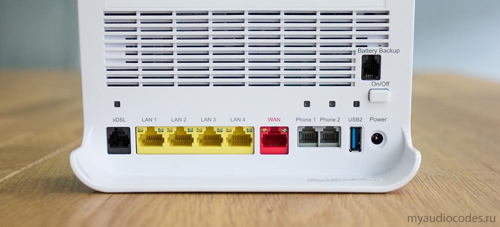 Знакомство с VoIP-маршрутизатором «AudioCodes Роутер» - 6