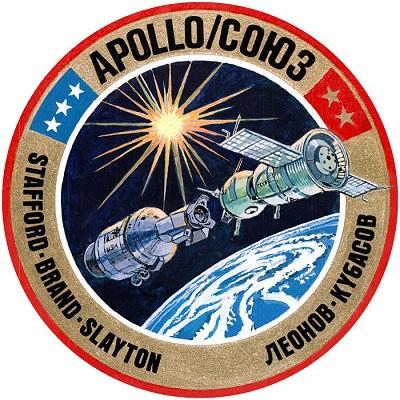 40 лет со дня первой стыковки Союза и Аполлона - 1
