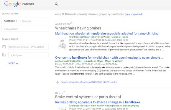 Google обновила поиск по патентам - 2