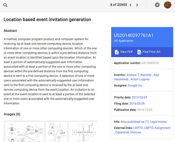 Google обновила поиск по патентам - 3