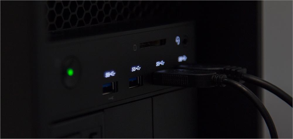 Два процессора, Карл! Анатомия Lenovo ThinkStation P900 - 12