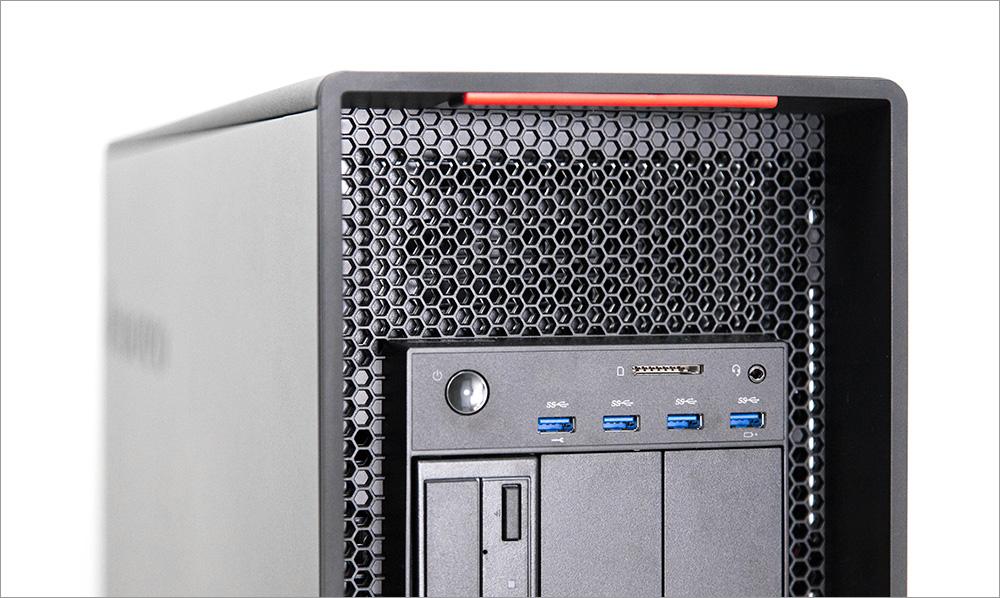 Два процессора, Карл! Анатомия Lenovo ThinkStation P900 - 14