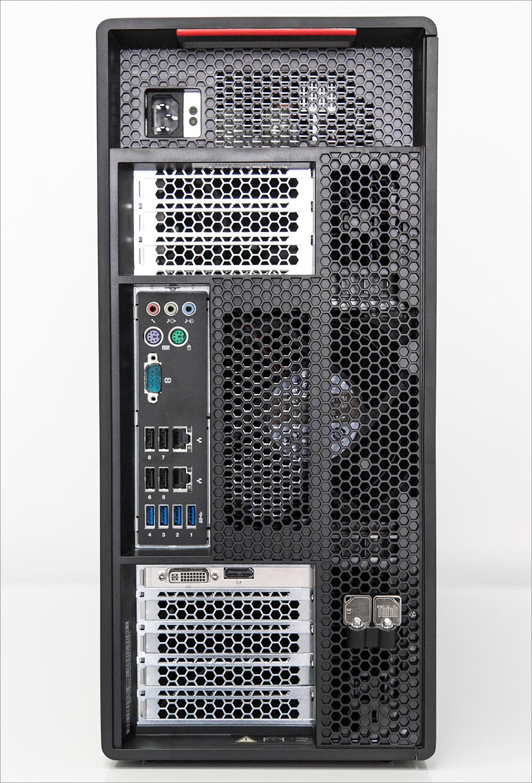 Два процессора, Карл! Анатомия Lenovo ThinkStation P900 - 17