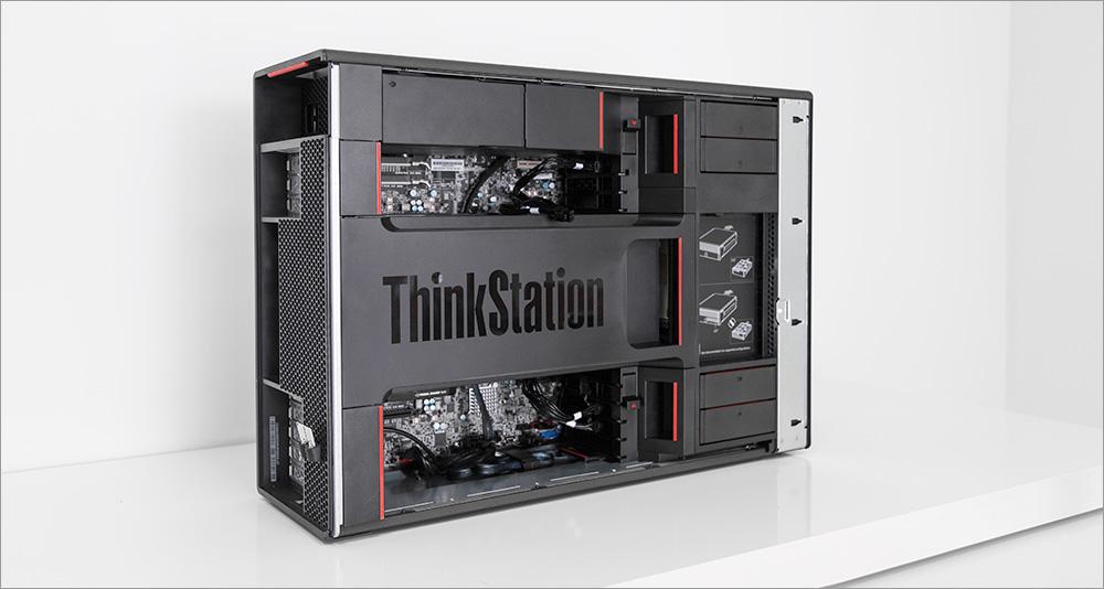 Два процессора, Карл! Анатомия Lenovo ThinkStation P900 - 24