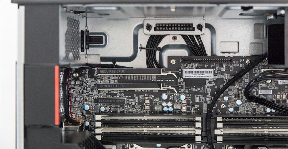 Два процессора, Карл! Анатомия Lenovo ThinkStation P900 - 46