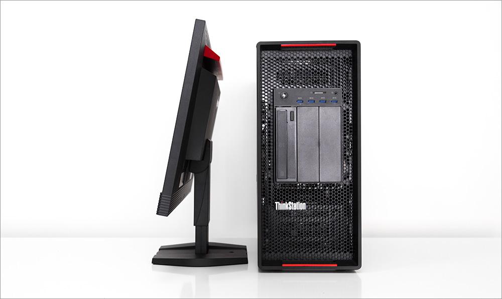 Два процессора, Карл! Анатомия Lenovo ThinkStation P900 - 50